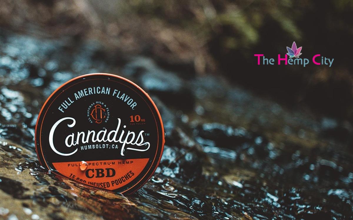 Cannadips, παστίλιες Κανναβιδιόλης-CBD με ακριβή δόση 10mg CBD ανά παστίλια