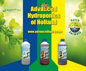 Adanced Hydroponics of Holand